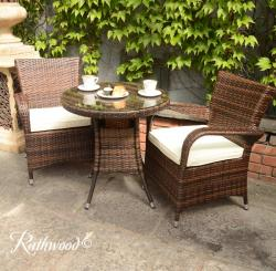 Charleston 2 seater set