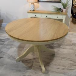 Bramley 1 7m round dining table