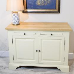 Bramley cream painted sideboard