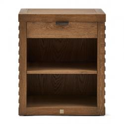Divers cove bed cabinet oak