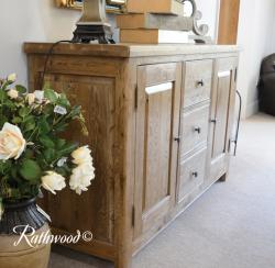 Fitzwilliam 2 door 3 drawer sideboard