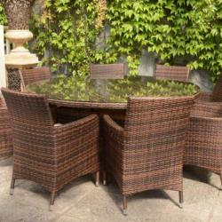 Warehouse clearance raheen 6 seater set